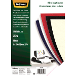 Fellowes 5378006 binding cover A4 White 100 pc(s)