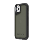 "Griffin Survivor Extreme mobile phone case 16.5 cm (6.5"") Cover Black,Green"
