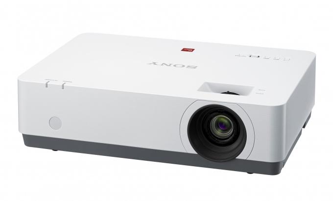 Sony VPL-EW435 data projector 3100 ANSI lumens 3LCD WXGA (1280x800) Desktop projector Black,White