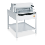 IDEAL GUILLOTINE 6655 ELECTRIC