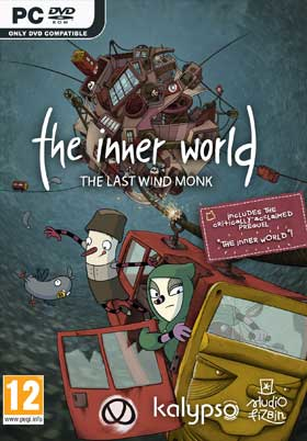 Nexway The Inner World - The Last Wind Monk vídeo juego PC/Mac/Linux Básico Español