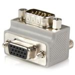 StarTech.com VGA Cable adapter DB15 M DB15 FM Grijs
