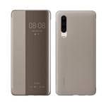 "Huawei 51992864 funda para teléfono móvil 15,5 cm (6.1"") Folio Caqui"
