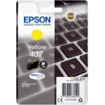 Epson C13T07U440 (407) Ink cartridge yellow, 1.9K pages, 20ml