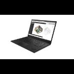 "Lenovo ThinkPad P1 Zwart Mobiel werkstation 39,6 cm (15.6"") 1920 x 1080 Pixels 2,20 GHz Intel® 8ste generatie Core™ i7 i7-8750H"
