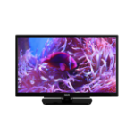 "Philips Studio 24HFL2889P/12 hospitality TV 61 cm (24"") HD 220 cd/m² Black 5 W A+"