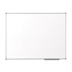 Nobo Basic Steel Magnetic Whiteboard 2400x1200mm with Basic Trim DD