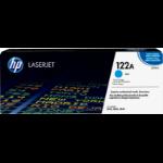 HP 122A Origineel Cyaan 1 stuk(s)