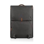 "Lenovo B810 notebook case 39.6 cm (15.6"") Backpack Black, Brown"