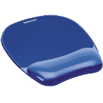 Fellowes 91141 Blue mouse pad