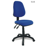 Eliza Tinsley Java 200 High Back Operator Chair With Arms Blue DD