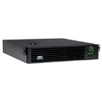 Tripp Lite SmartPro 120V 3kVA 2.88kW Line-Interactive Sine Wave UPS, Extended Run, SNMP, Webcard pre-installed, 2U Rack/Tower, LCD, USB, DB9 Serial
