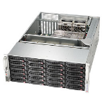 Supermicro SuperChassis 846BE26-R920B Rack 920W Black