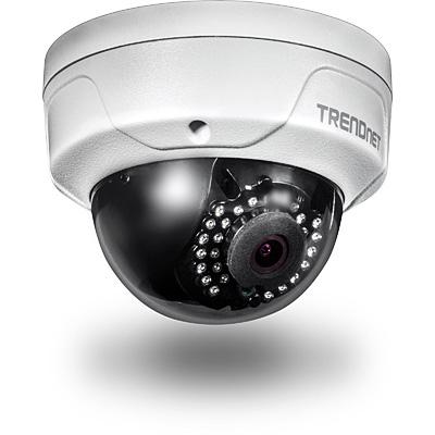 Trendnet TV-IP315PI security camera IP security camera Indoor & outdoor Dome Ceiling 2688 x 1520 pixels