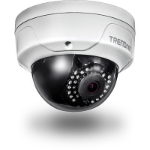 Trendnet TV-IP315PI IP security camera Indoor & outdoor Dome White security camera