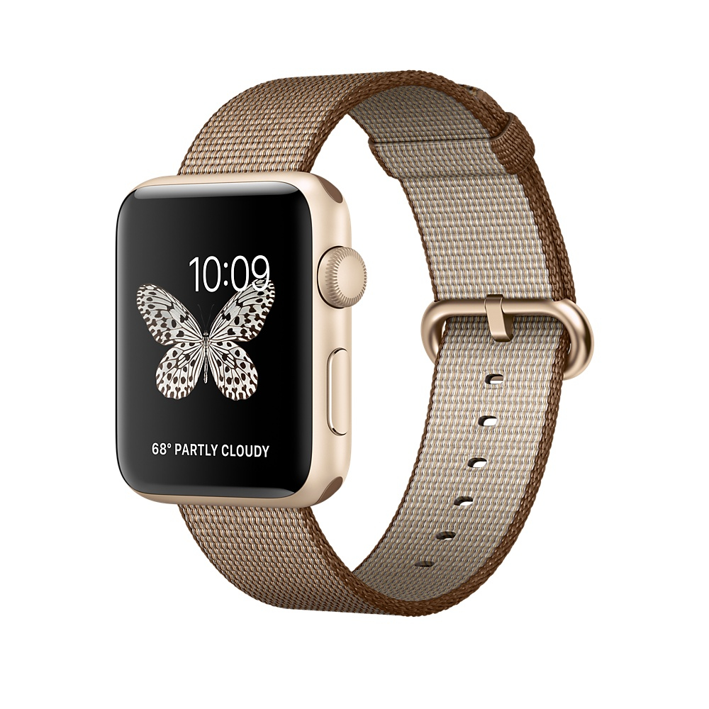 Apple Watch Series 2 OLED 34.2g Gold smartwatch