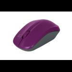 Perfect Choice PC-044833 RF inalámbrico Óptico 1600DPI Púrpura Ambidextro ratone