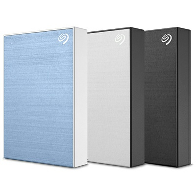 Seagate Backup Plus Portable external hard drive 4000 GB Silver