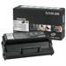 Lexmark 08A0476 Toner black, 3K pages @ 5% coverage