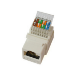 Microconnect KEYSTONE-6 White wire connector