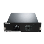 D-Link DPS-500A switchcomponent Voeding