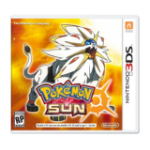 Nintendo Pokémon Sun Nintendo 3DS English video game
