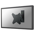 "Newstar TV/Monitor Wall Mount (2 pivots & tiltable) for 10""-30"" Screen - Black"