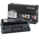 Lexmark 12A8644 Toner black, 12K pages @ 5% coverage