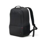 "Dicota Eco Backpack Plus BASE notebook case 39.6 cm (15.6"") Black"