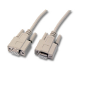 Microconnect MODGR902 serial cable Beige 2 m RS232