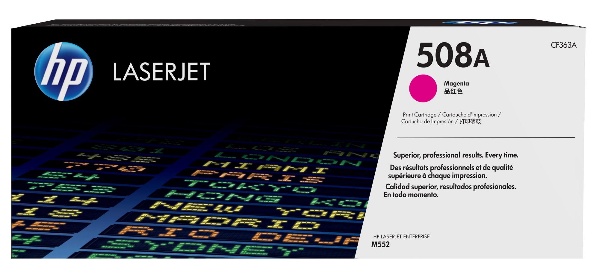 HP CF363A (508A) Toner magenta, 5K pages