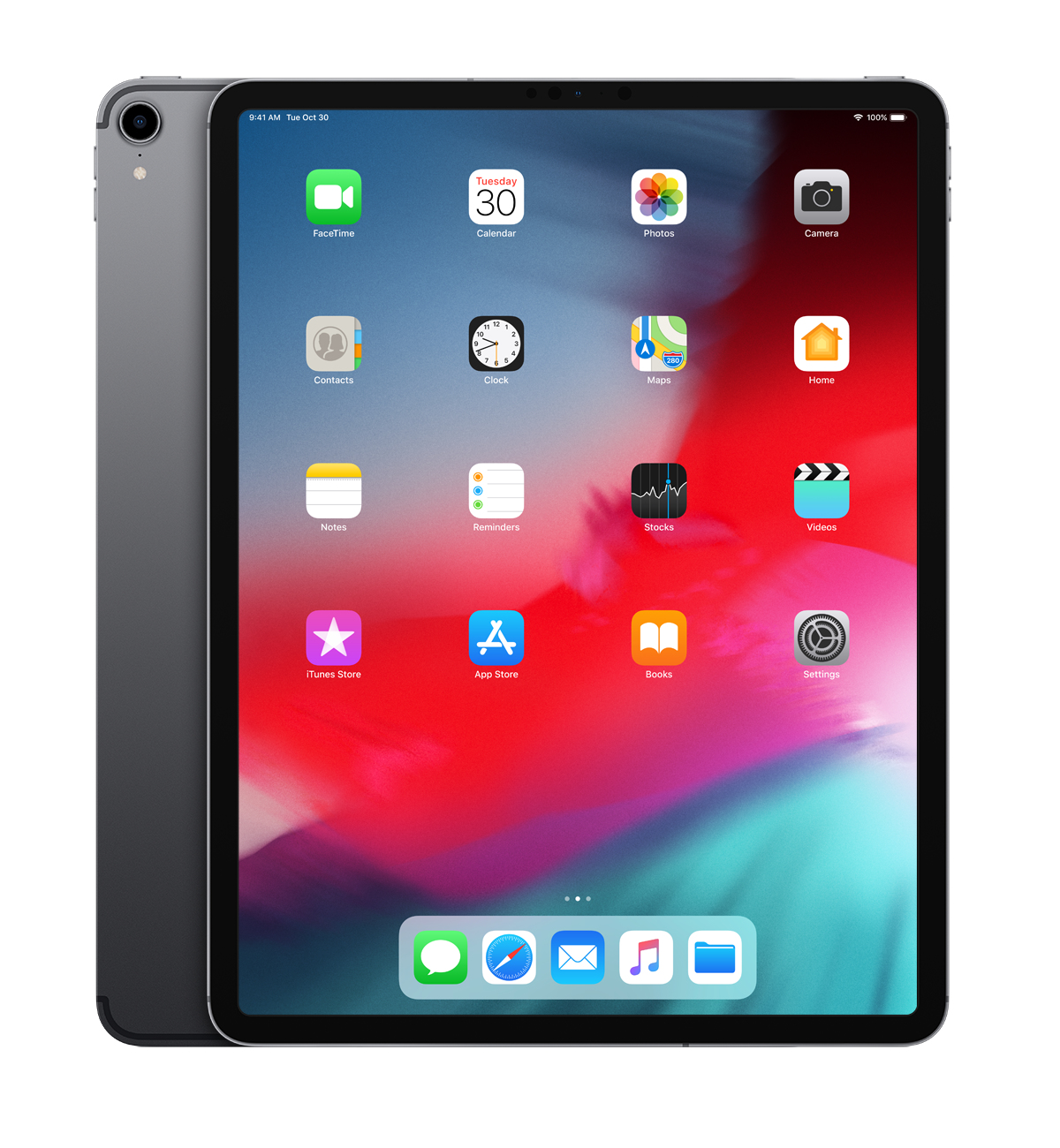iPad Pro 2018 - 12.9in - Wi-Fi + Cellular - 256GB - Space Gray