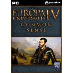 Paradox Interactive Europa Universalis IV: Common Sense Video Game Downloadable Content (DLC) PC/Mac/Linux English