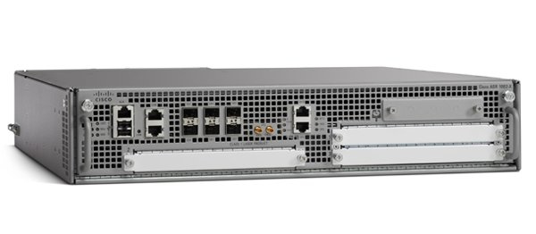Cisco ASR1002X-5G-VPNK9 Ethernet LAN Grey wired router