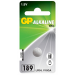 GP Batteries Alkaline Cell 102004 household battery Single-use battery -, SR54 1.5 V
