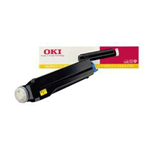 OKI 41012306 Toner yellow, 3K pages