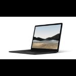 Microsoft Surface Laptop 4 LPDDR4x-SDRAM Notebook 34,3 cm (13.5 Zoll) 2256 x 1504 Pixel Touchscreen Intel® Core™ i5 Prozessoren der 11. Generation 8 GB 512 GB SSD Wi-Fi 6 (802.11ax) Windows 10 Pro Schwarz