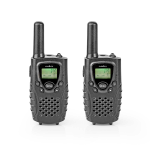 Nedis WLTK0800BK two-way radio Black