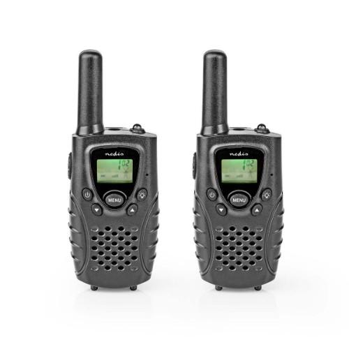 Nedis WLTK0800BK two-way radio Black