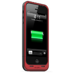 Mophie Juice Pack Air f/ iPhone 5 Cover Red