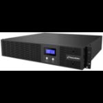 PowerWalker VI 3000 RLE 3000 VA 1800 W 8 AC outlet(s)