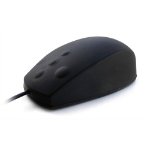 Accuratus MOUNA-SIL-CBK mouse USB Type-A Optical 800 DPI