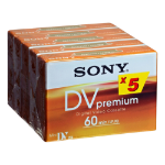 Sony MINI DV CAMERA TAPE 60MIN