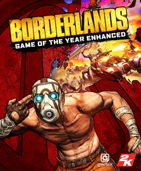Nexway Borderlands GOTY Enhanced vídeo juego PC Game of the Year Inglés