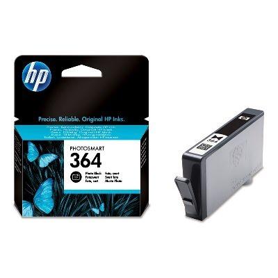 HP 364 Origineel Zwart, Lichtyaan, Lichtmagenta