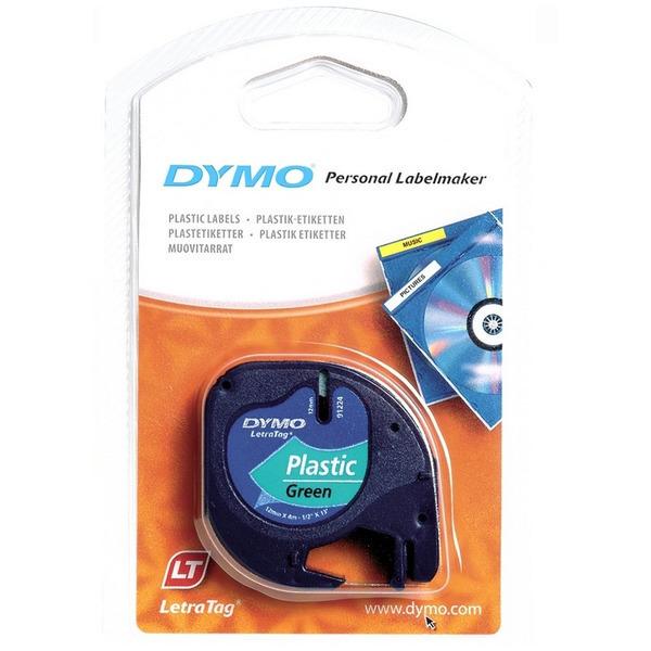DYMO 91204 (S0721640) DirectLabel-etikettes, 12mm x 4m