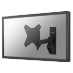 "Newstar TV/Monitor Wall Mount (2 pivots & tiltable) for 10""-30"" Screen - Black"