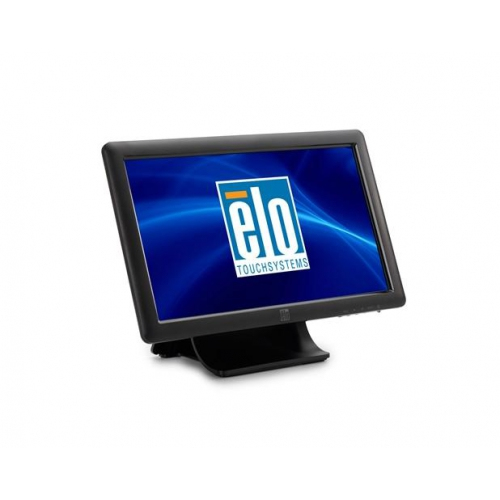 """Elo Touch Solution 1509L touch screen-monitor 39,6 cm (15.6"""") 1366 x 768 Pixels Zwart Single-touch Tafelblad"""