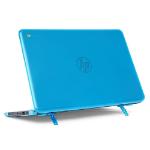 "iPearl mCover notebook case 14"" Hardshell case Blue"