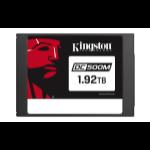 """Kingston Technology DC500 2.5"""" 1920 GB SATA III 3D TLC"""